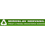 Nekvasil Miroslav - Výkup a prodej druhotných surovin (pobočka Týnec nad Sázavou) – logo společnosti
