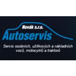 Autoservis Novák s.r.o. – logo společnosti
