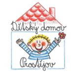 Dětský domov a školní jídelna Prostějov – logo společnosti
