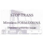 STOP-TRANS s.r.o. – logo společnosti