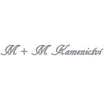 Matějka Jindřich - M + M Kamenictví – logo společnosti