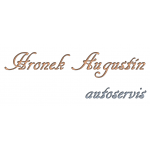Hronek Augustín - autoservis (pobočka Strakonice, Heydukova) – logo společnosti