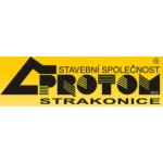 PROTOM Strakonice, s.r.o. – logo společnosti