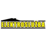 Pokorný Zdeněk - ELEKTROSLUŽBA (pobočka Strakonice, Arch. Dubského) – logo společnosti