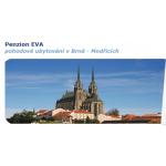 Penzion Eva Modřice – logo společnosti