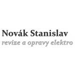 Novák Stanislav - elektroinstalace, opravy, revize – logo společnosti