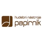 Papírník Libor - hudební nástroje – logo společnosti