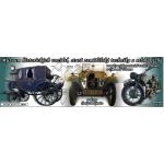 Muzeum historických vozidel a staré zemědělské techniky – logo společnosti