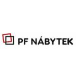 PF NÁBYTEK spol. s r.o.- Moderní kožené sedací soupravy – logo společnosti