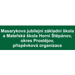 Masarykova jubilejní základní škola a Mateřská škola Horní Štěpánov, okres Prostějov, příspěvková organizace – logo společnosti