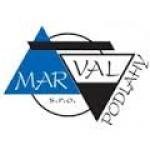 MARVAL PODLAHY s.r.o. – logo společnosti