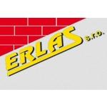 ERLAS s.r.o., STAVEBNÍ A OBCHODNÍ FIRMA – logo společnosti