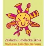 Základní umělecká škola Václava Talicha – logo společnosti