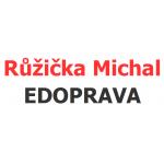Růžička Michal - EDOPRAVA – logo společnosti