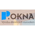 P-OKNA s.r.o. – logo společnosti