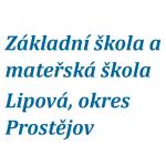 Základní škola a mateřská škola Lipová, okres Prostějov, příspěvková organizace- základní škola Lipová – logo společnosti