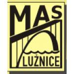 MAS LUŽNICE, o.s. – logo společnosti
