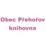 Obec Přehořov - knihovna – logo společnosti
