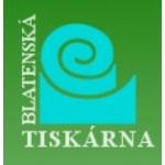Blatenská tiskárna s.r.o. – logo společnosti