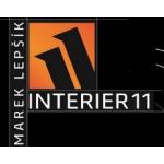 Marek Lepšík - interier 11 – logo společnosti