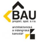 BAU-projekt spol. s r.o. architektonická a inženýrská kancelář – logo společnosti