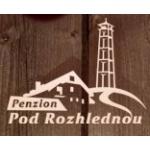 Penzion Pod Rozhlednou – logo společnosti