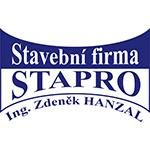 Ing. Zdeněk Hanzal- Stapro – logo společnosti