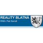 REALITY BLATNÁ - RNDr. PETR KERNDL – logo společnosti