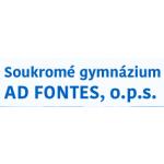 Soukromé gymnázium AD FONTES, o.p.s. – logo společnosti