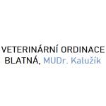 MVDr. Milan Kalužík – logo společnosti