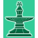 Krumlovská fontána, veřejná obchodní společnost – logo společnosti