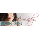 A-LADY - AVON Kosmetika – logo společnosti