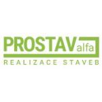 PROSTAV alfa, s.r.o. – logo společnosti