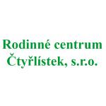 Rodinné centrum Čtyřlístek, s.r.o. – logo společnosti