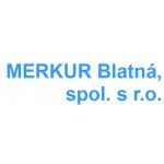 MERKUR Blatná, spol. s r.o. – logo společnosti