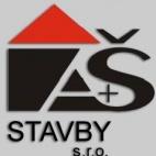 A + Š STAVBY, s.r.o. – logo společnosti