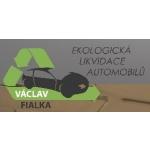 FIALKA VÁCLAV - EKOLOGICKÁ LIKVIDACE AUTOMOBILŮ – logo společnosti