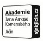 Akademie J.A. Komenského Jičín – logo společnosti