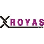 ROYAS s.r.o. - Cukrárna - kavárna - modrá hvězdička – logo společnosti