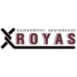 ROYAS k.s. - Cukrárna - kavárna - modrá hvězdička – logo společnosti