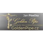 Jan Písečka - Tabák do vodní dýmky Golden Pipe – logo společnosti