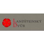 HOTEL LANDŠTEJNSKÝ DVŮR – logo společnosti