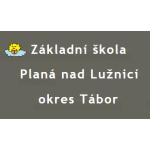 Základní škola Planá nad Lužnicí, okres Tábor – logo společnosti