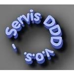 SERVIS DDD, veřejná obchodní společnost – logo společnosti