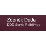 Duda Zdeněk- DDD SERVIS PELHŘIMOV – logo společnosti