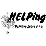 HELPING VÝŠKOVÉ PRÁCE s.r.o. (sídlo) – logo společnosti