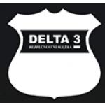 DELTA 3 Přerov spol. s r.o. - Bezpečnostní služba DELTA 3 (pobočka Přerov) – logo společnosti