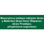 Masarykova jubilejní základní škola a Mateřská škola Horní Štěpánov, okres Prostějov, příspěvková organizace-mateřská škola – logo společnosti