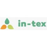 in-tex - INKONTINENČNÍ POMŮCKY – logo společnosti