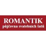 Romantik půjčovna svatebních šatů – logo společnosti